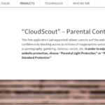 Ads by CloudScout снимок