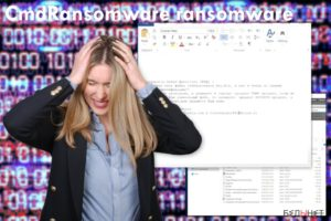 CmdRansomware ransomware