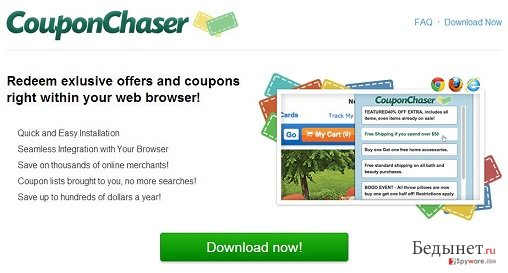 Coupon Chaser virus снимок