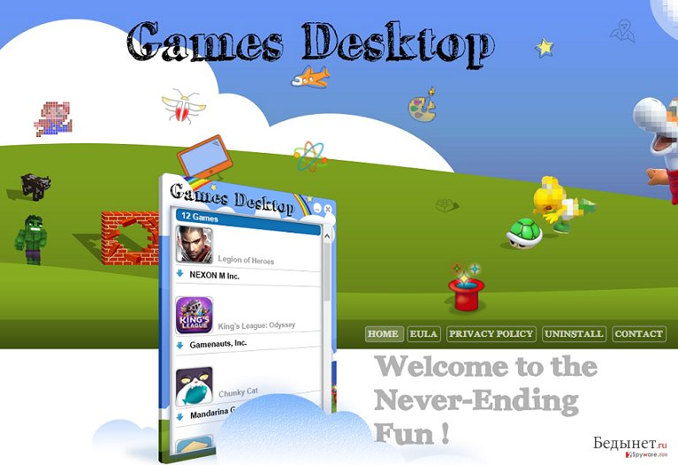Games Desktop