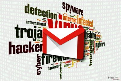 Gmail вирус