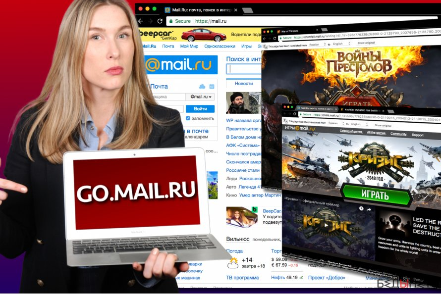 Go.mail.ru вирус