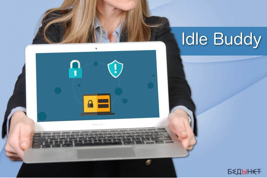 Пример Idle Buddy вируса