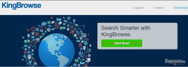 KingBrowse Deals and KingBrowse Ads