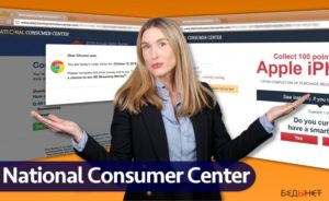 National Consumer Center объявления