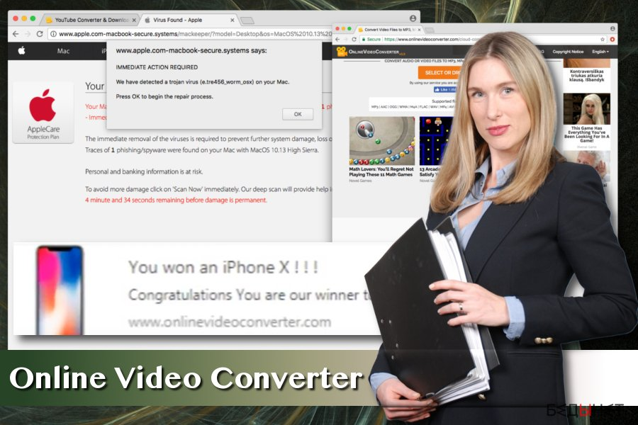 Online Video Converter virus