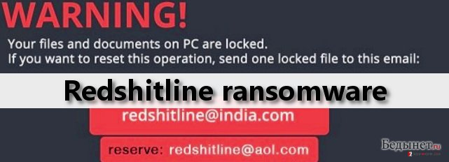 Redshitline virus