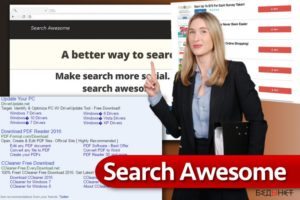 Search Awesome вирус