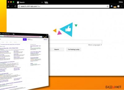 Search.chill-tab.com вирус