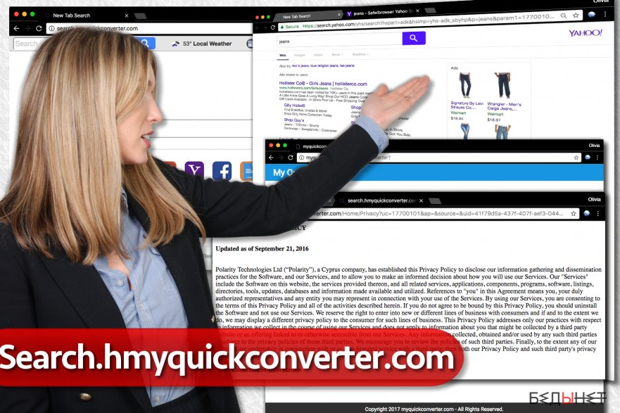 Search.hmyquickconverter.com вирус