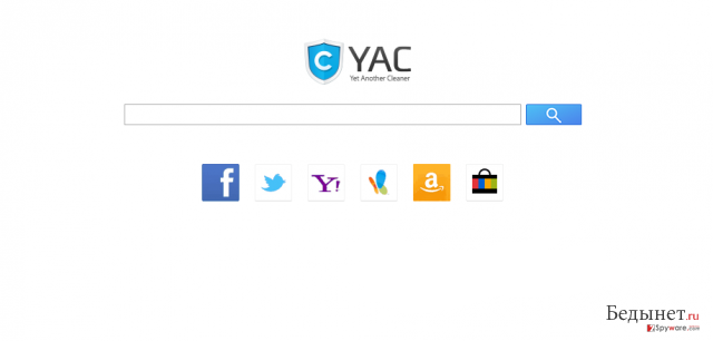 Search.yac.mx снимок