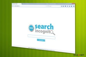 Searchincognito.com вирус