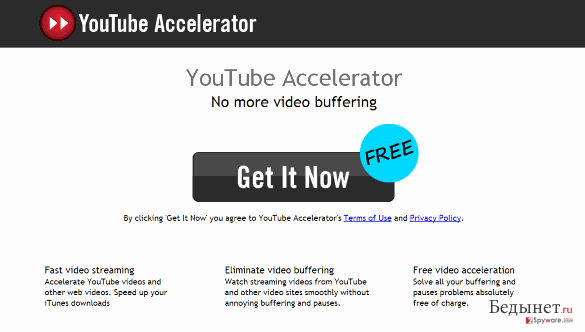 Youtube Accelerator снимок